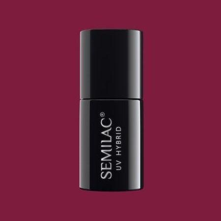 098 Esmalte semipermanente Semilac Elegant Cherry 7ml
