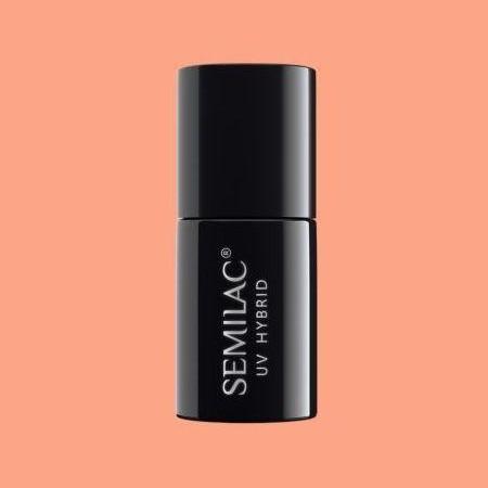 101 Esmalte semipermanente Semilac Juicy Peach 7ml