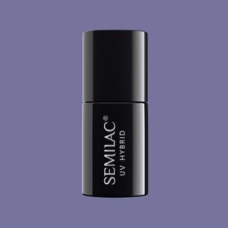104 Esmalte semipermanente Semilac Violet Gray 7ml