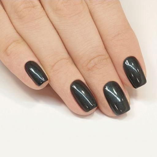 108 Esmalte semipermanente Semilac Metallic Black 7ml [1]