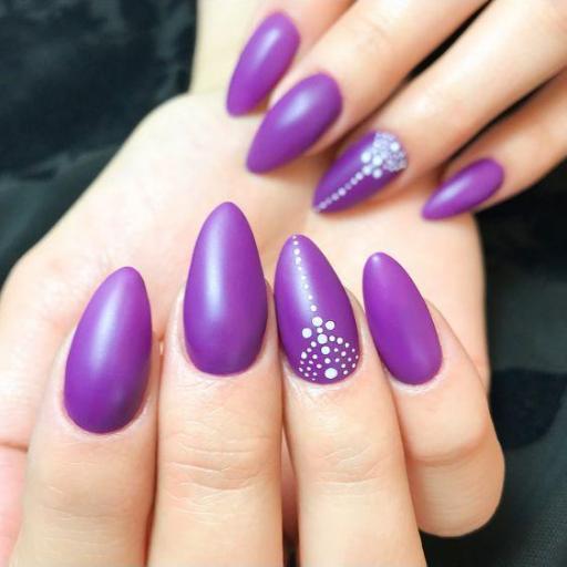 129 Esmalte semipermanente Semilac Violet Bliss 7ml [1]