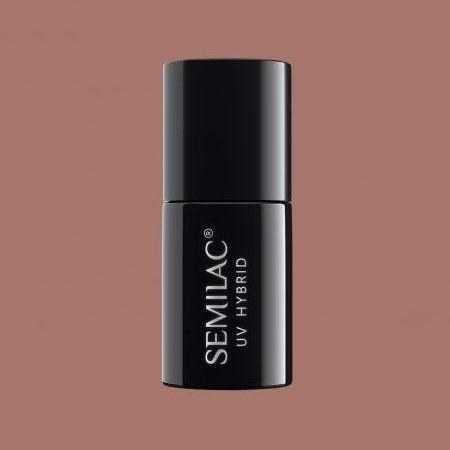 139 Esmalte semipermanente Semilac Nuts & Caramel 7ml