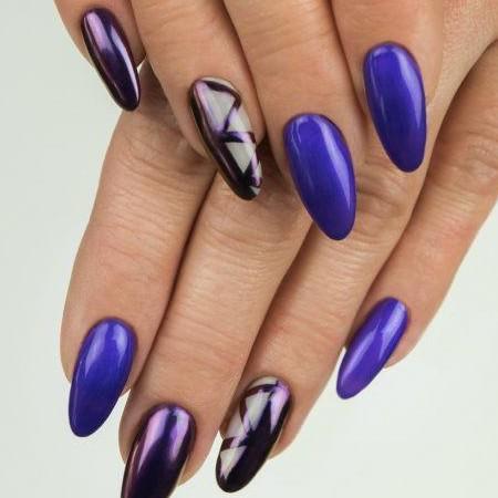 146 Esmalte semipermanente Semilac Purple King 7ml [1]