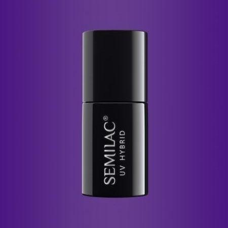 146 Esmalte semipermanente Semilac Purple King 7ml