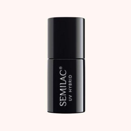 155 Esmalte semipermanente Semilac Ivory Cream 7ml