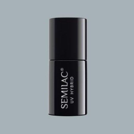 183 Esmalte semipermanente Semilac Grey Pepper 7ml