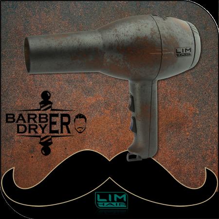 Secador Barber  Lim