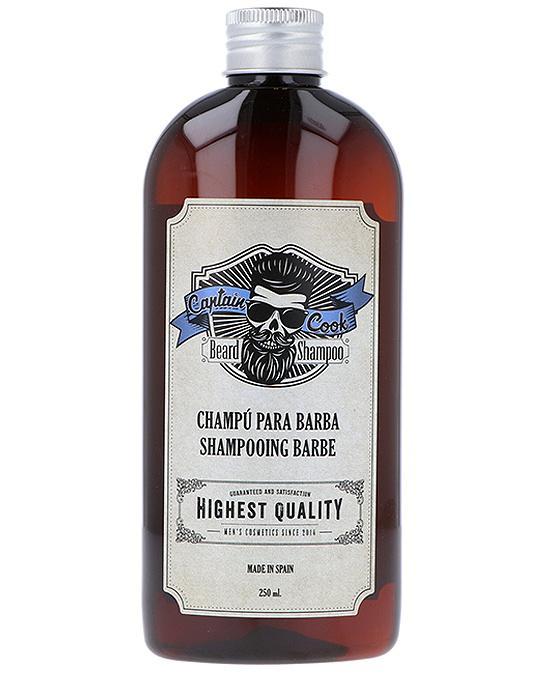 Champú barba  Capitain Cook 250 ml