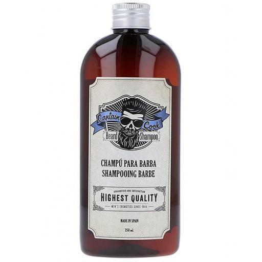 Champú barba  Capitain Cook 250 ml [0]