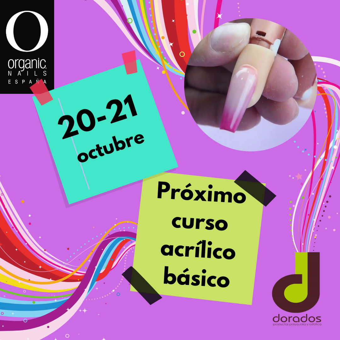 Cursos de uñas by Organic Nails