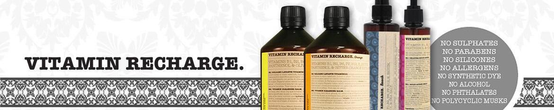 Recarga tu pelo de Vitaminas