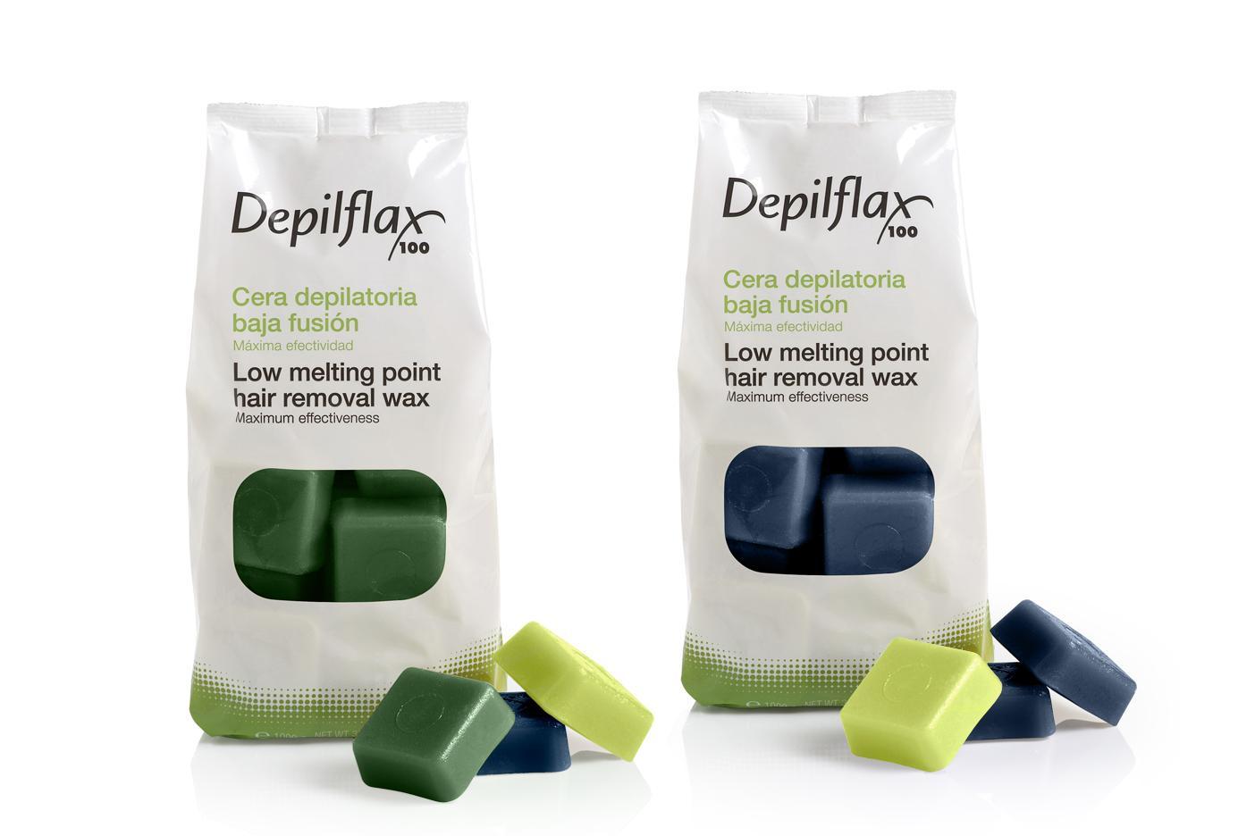 Cera Depilflax pastillas 1 kilo