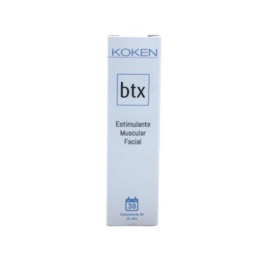 Estimilador muscular facial 20 ml Koken