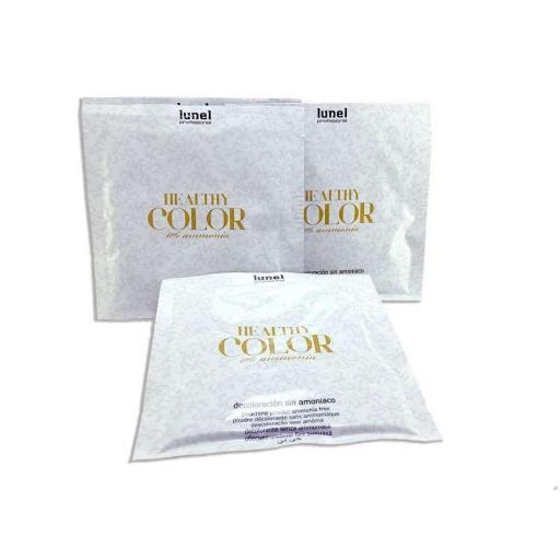 Decoloracion Healthy color sin amoniaco. [1]