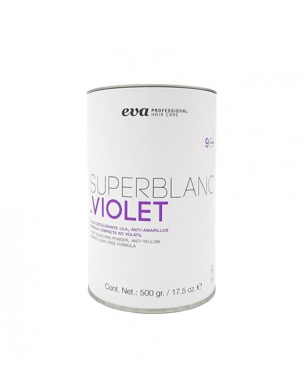Decoloración violeta 500 gr Eva Profesional