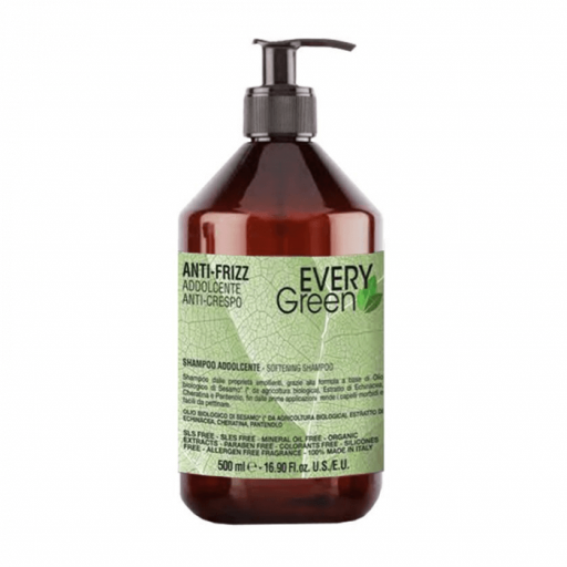 Everygreen Anti-frizz Hair shampoo Müster & Dikson