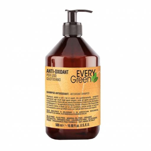 Everygreen Anti-oxidant Hair shampoo Müster & Dikson  [0]