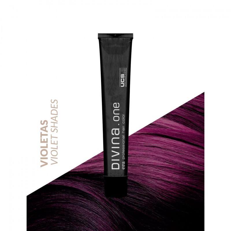 Divina.one violetas 100ml Eva Profesional