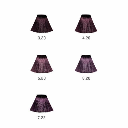 Divina.one violetas 100ml Eva Profesional [1]