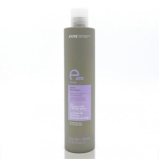E-line Champú Rizos Eva Profesional 300 ml