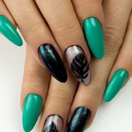 021 Esmalte semipermanente Semilac Turquoise 7ml [1]