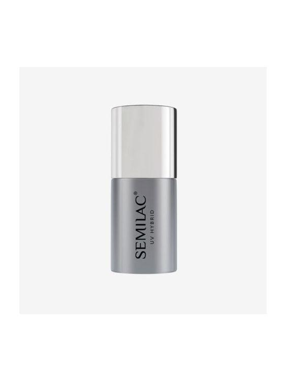 Top para Esmaltes Semipermanentes Semilac Top NO Wipe Real Color 7ml