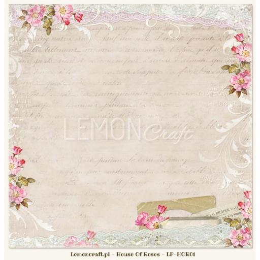 PAPEL HOUSE OF ROSES 01 LEMONCRAFT  [1]