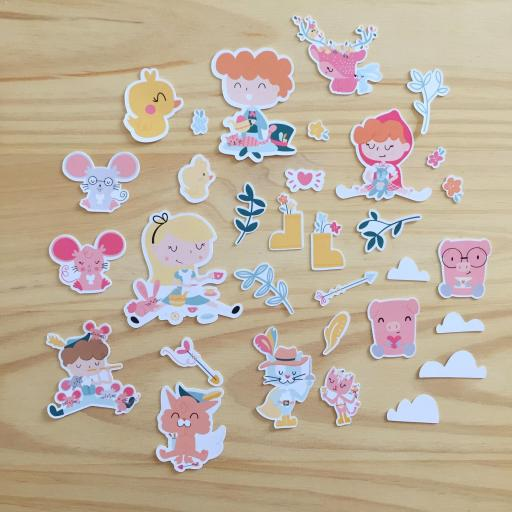 SET DE DIE CUTS COLORIN IRIRI ESTUDIO