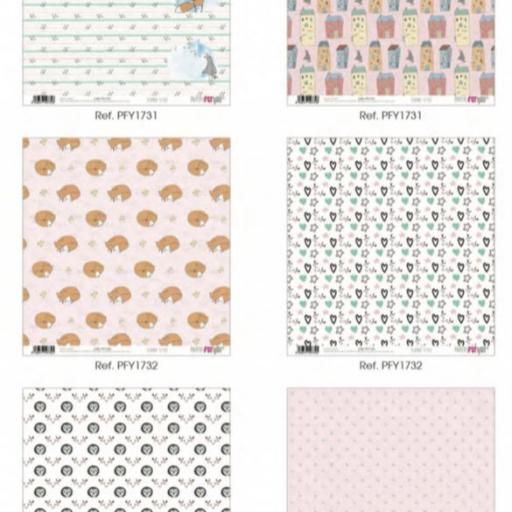 SET DE PAPELES SCANDI STYLE PAPERS FOR YOU [2]