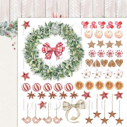 SET DE PAPELES THIS CHRISTMAS LEMONCRAFT [3]