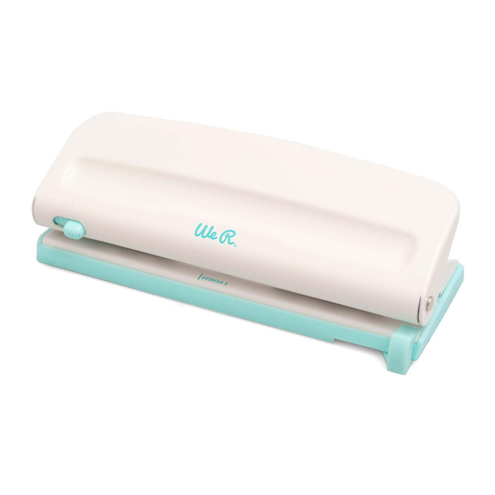 PLANNER 6 HOLE PUNCH WE R MEMORY KEEPERS
