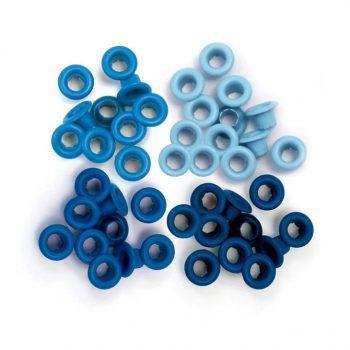 OJALES STANDARD BLUE WE R MEMORY KEEPERS