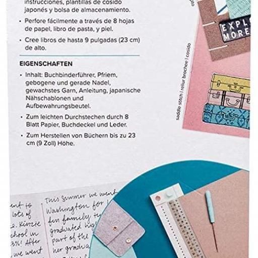 BOOK BINDING PUNCH BOARD JOURNAL STUDIO WE R MEMORY KEEPERS [1]