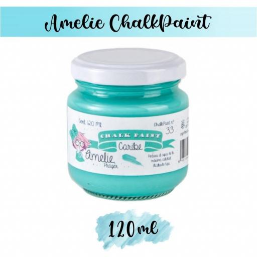 PINTURA CHALK PAINT - TIZA 120 ML AMELIE