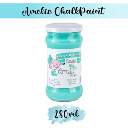 PINTURA CHALK PAINT - TIZA 280 ML AMELIE