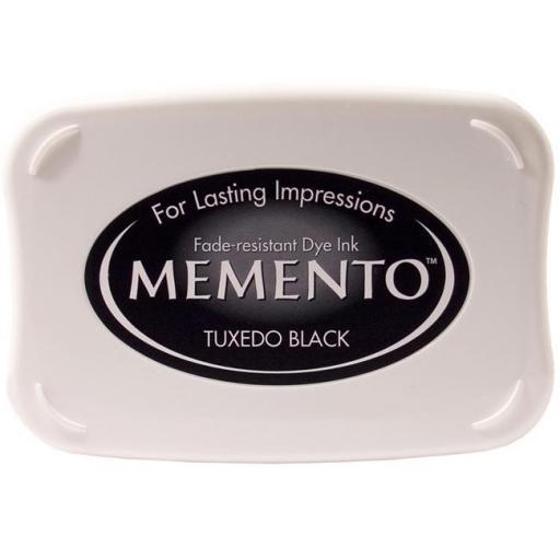 TINTA TUXEDO BLACK MEMENTO