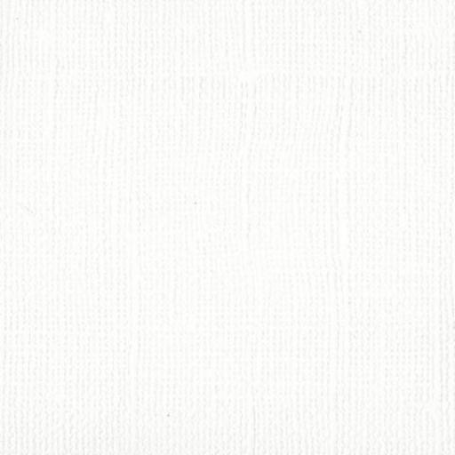 CARTULINA O CARDSTOCK TEXTURIZADA WHITE BAZZILL AMERICAN CRAFTS
