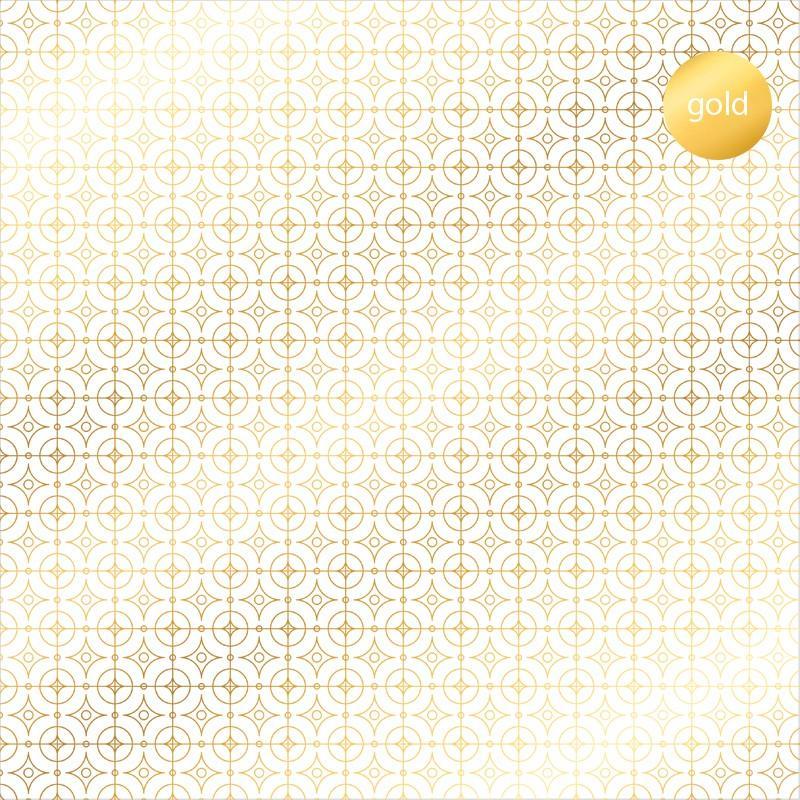 ACETATO FOIL DECO CIRCLES KORA PROJECTS