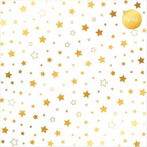 ACETATO FOIL STARS KORA PROJECTS
