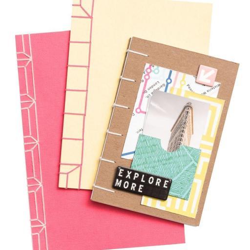 BOOK BINDING PUNCH BOARD JOURNAL STUDIO WE R MEMORY KEEPERS [3]