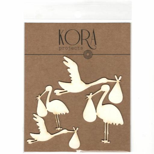 MADERITAS CIGÜEÑAS KORA PROJECTS