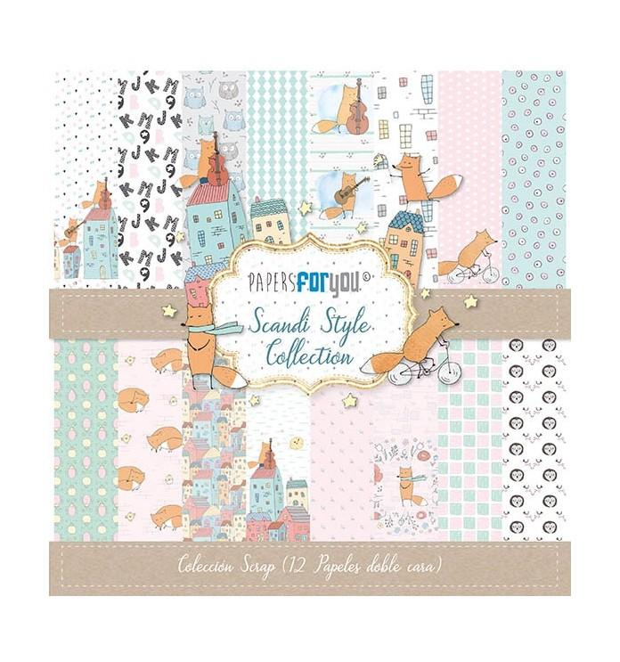 SET DE PAPELES SCANDI STYLE PAPERS FOR YOU