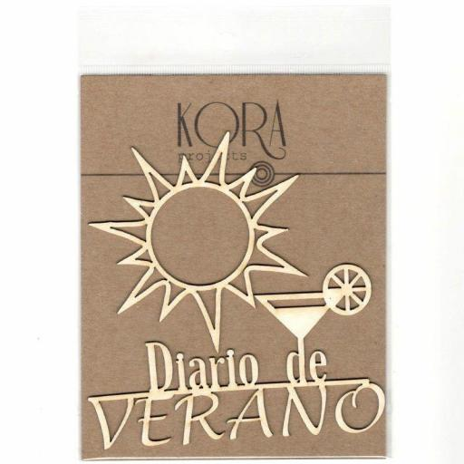 MADERITAS DIARIO DE VERANO KORA PROJECTS