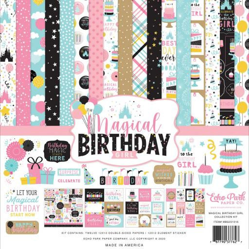 KIT DE PAPELES MAGICAL BIRTHDAY GIRL ECHO PARK [0]
