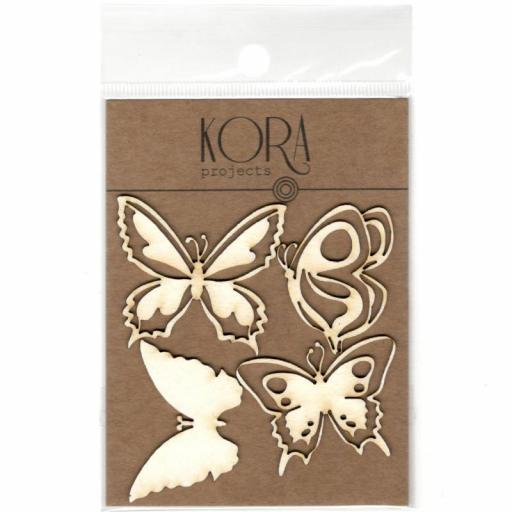 MADERITAS MARIPOSAS KORA PROJECTS