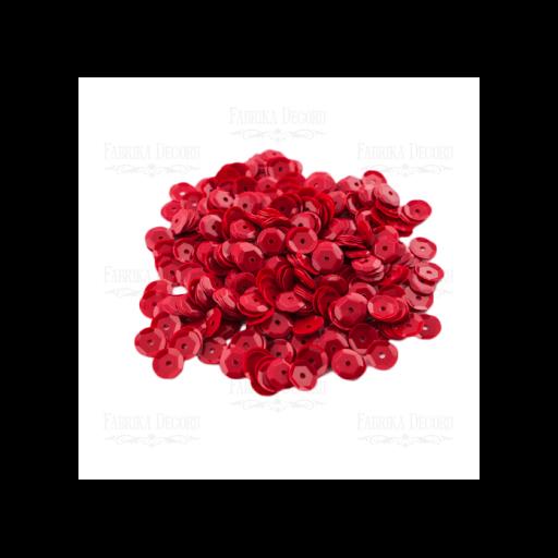 PACK LENTEJUELAS METALLIC RED FABRIKA DECORU [1]
