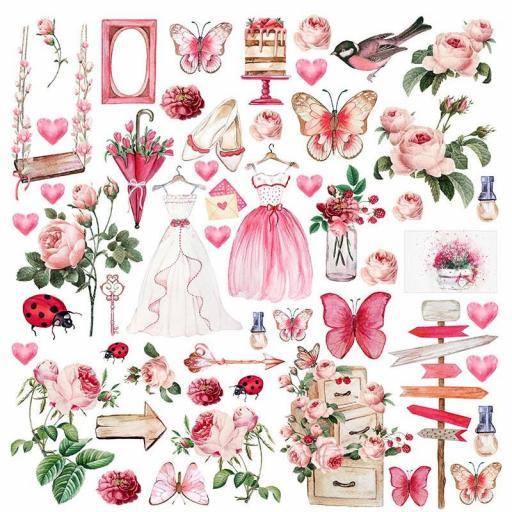 PAPEL PRINCESS GARDEN SOUL OF FLOWERS KORA PROJECTS [1]