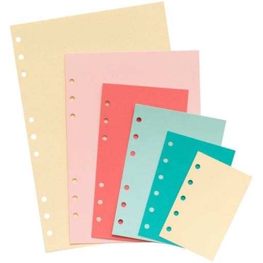 PLANNER 6 HOLE PUNCH WE R MEMORY KEEPERS [2]
