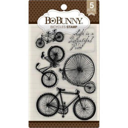 SET DE SELLOS BICYCLES BOBUNNY