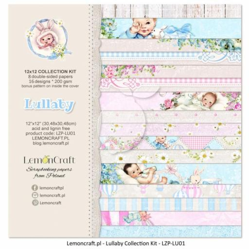 SET DE PAPELES LULLABY LEMONCRAFT